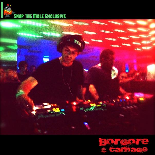 Borgore & DJ Carnage @ Club X